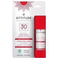 ATTITUDE 100 % minerálna ochranná tyčinka na tvát a pery SPF30  18,4 g