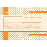 OPTYS 8783 Výdavkový pokladničný doklad - Tlačivo