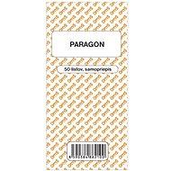 OPTYS 8621 Paragónový blok nečíslovaný - Tlačivo