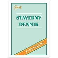 OPTYS 8968 Stavebný denník - Tlačivo