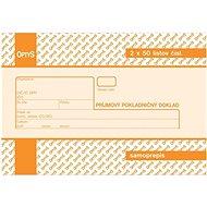 OPTYS 8781 Príjmový pokladničný doklad s DPH - Tlačivo