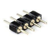 Opty prepojovacia 4-pin konektor - Spojka
