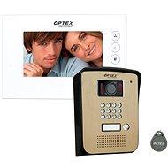 OPTEX 990275 7'' LCD - Videotelefón
