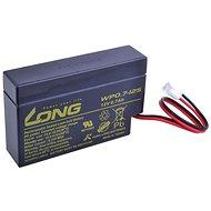 Long 12 V 0.7 Ah olovený akumulátor JST (WP0.7-12S) - Nabíjateľná batéria