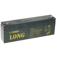Long 12 V 2,3 Ah olovený akumulátor F1 (WP2.3-12) - Akumulátor