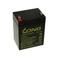 Long 12 V 2.9 Ah olovený akumulátor F1 (WP2.9-12TR) - Nabíjateľná batéria