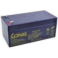 Long 12 V 3 Ah olovený akumulátor F1 (WP3-12) - Nabíjacia batéria