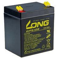 Long 12 V 5 Ah olovený akumulátor F1 (WP5-12B F1) - Nabíjateľná batéria
