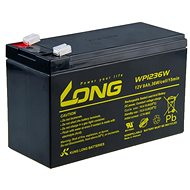 Long 12 V 9 Ah olovený akumulátor HighRate F2 (WP1236W)