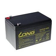 Long 12 V 12 Ah olovený akumulátor DeepCycle AGM F2 (WP12-12E) - Nabíjateľná batéria