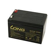 Long 12 V 15 Ah olovený akumulátor DeepCycle AGM F2 (WP15-12SE) - Trakčná batéria