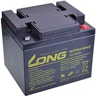 Long 12 V 50 Ah olovený akumulátor DeepCycle AGM M6 (WP50-12NE) - Trakčná batéria