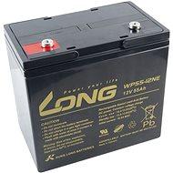 Long 12 V 55 Ah olovený akumulátor DeepCycle AGM M6 (WP55-12NE) - Trakčná batéria