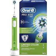 Oral B Pre 400 Green - Elektrická zubná kefka