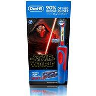 ORAL B Vitality Star Wars - Elektrická zubná kefka pre deti