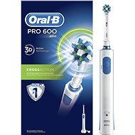 Oral-B PRO 600 Cross Action - Elektrická zubná kefka