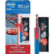 Oral-B Vitality Cars + cestovné puzdro - Elektrická zubná kefka