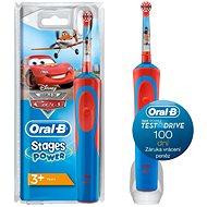 Oral-B Vitality Cars - Elektrická zubná kefka pre deti