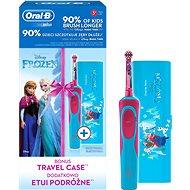Oral-B Vitality Frozen + cestovné puzdro - Elektrická zubná kefka