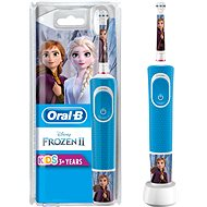 Oral B Vitality Kids Frozen - Electric Toothbrush for Children