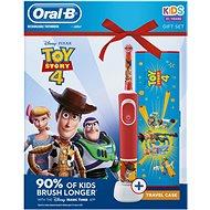 Oral-B Vitality Toy Story + cestovné puzdro - Elektrická zubná kefka pre deti