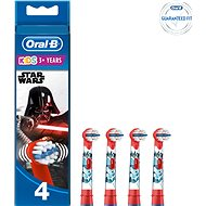 Oral-B Kids StarWars Replacement Heads 4 pcs - Toothbrush Replacement Head