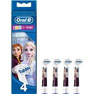 Oral-B Kids Frozen náhradné hlavice 4 ks - Náhradné hlavice
