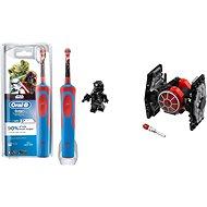Oral-B Vitality Kids StarWars + LEGO Star Wars 75194 Mikrostíhačka Prvého rádu TIE Fighter