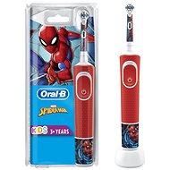 Oral-B Vitality Kids Spiderman - Elektrická zubná kefka pre deti