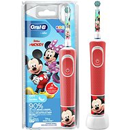 Oral-B Kids With Braun Design - Children's Electric Toothbrush