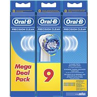 Oral-B náhradné hlavice Precision clean 9 ks - Náhradné hlavice
