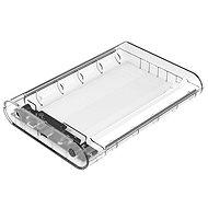 "Orico 3,5"" HDD/SSD transparent box - Externý box"