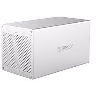 """ORICO Honeycomb 4x 3.5"""" HDD box USB-C - Externý box"""