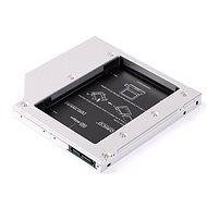 "ORICO 2.5"" HDD/SSD caddy for laptops 12.7 mm - Rámček pre HDD"
