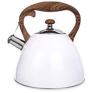 Čajník nerez WOODEN 3,5 l - Čajová kanvica