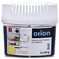 Pohlcovač pachu do chladničky DUO 120 g - Pohlcovač zápachu