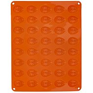 Forma silikón ORECHY 40 oranžová