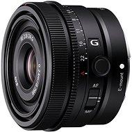Sony FE 24 mm f/2,8 G - Objektív