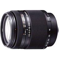 Sony 18 – 250 mm F3,5 – 6,3 - Objektív