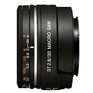 Sony 30 mm F2,8 - Objektív
