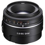 Sony 85 mm f/2,8 - Objektív