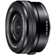 Sony 16–50 mm F3.5 – 5.6 - Objektív