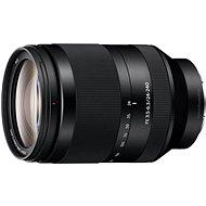 Sony FE 24–240 mm F3.5–6.3 OSS - Objektív