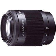 Sony 55 – 200 mm f/4,0 – 5,6 - Objektív