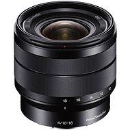 Sony 10-18mm F4 - Objektív