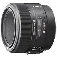 SONY 50 mm f/2,8 makro - Objektív