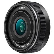 Panasonic Lumix G 14 mm f/2,5 čierny - Objektív