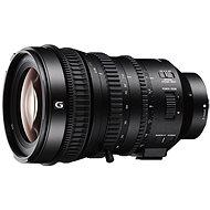Sony FE PZ 18–110 mm f/4,0 GM OSS - Objektív