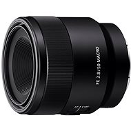 SONY FE 50 mm f/2.8 makro - Objektív