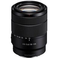 Sony E 18-135mm f/3.5-5.6 OSS - Objektív